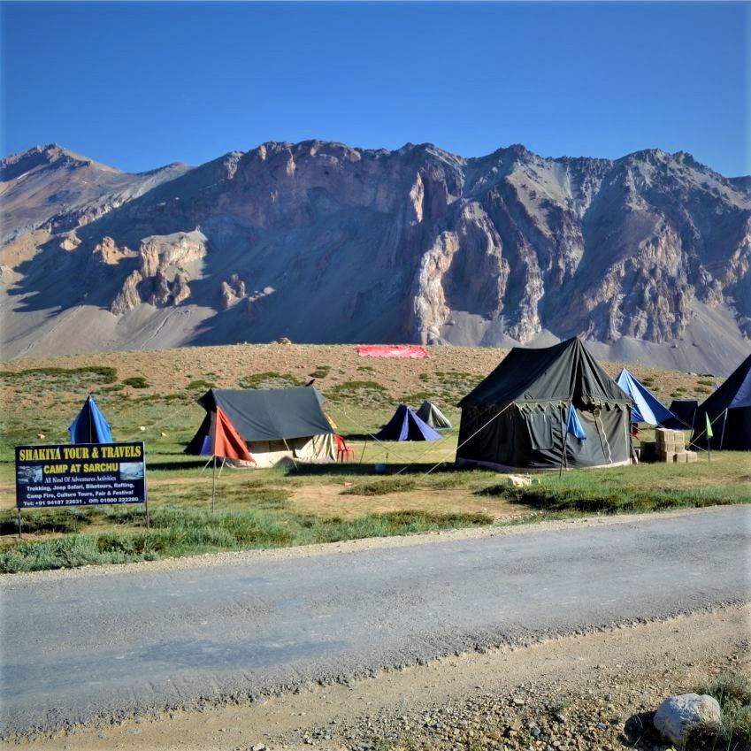 Sarchu Camp