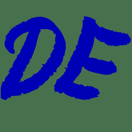 discovering eagle logo icon