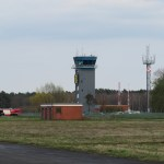 Controller Tower at Celle-Wietzenbruch (ETHC)