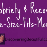 Sobriety: One Size Fits Most?