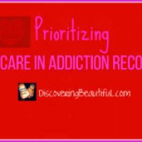Self-Care In Addiction Recovery
