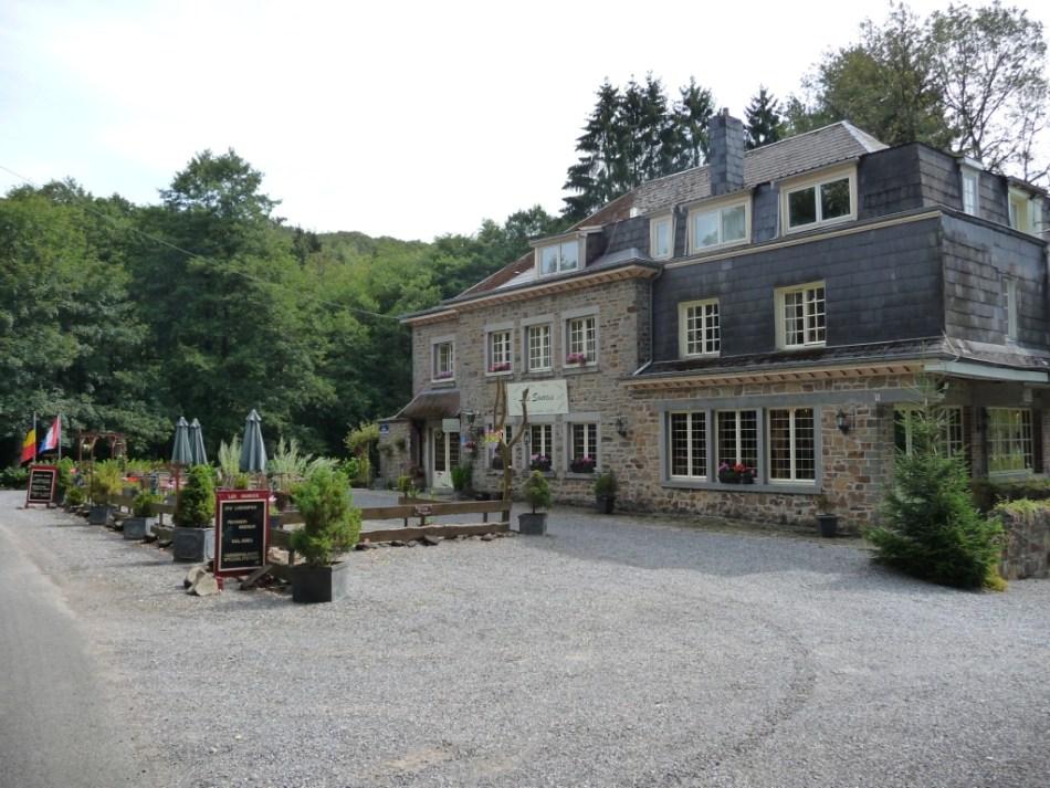 Les Sources hotel, Manhay