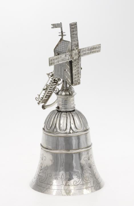 Windmill cup