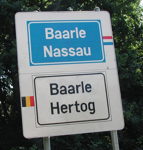 Baarle-Hertog / Baarle-Nassau
