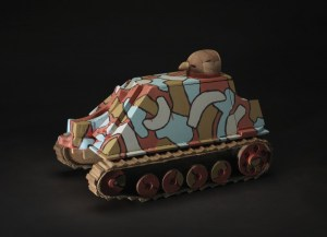 "Stephen Hurst: ""Tank Two"""