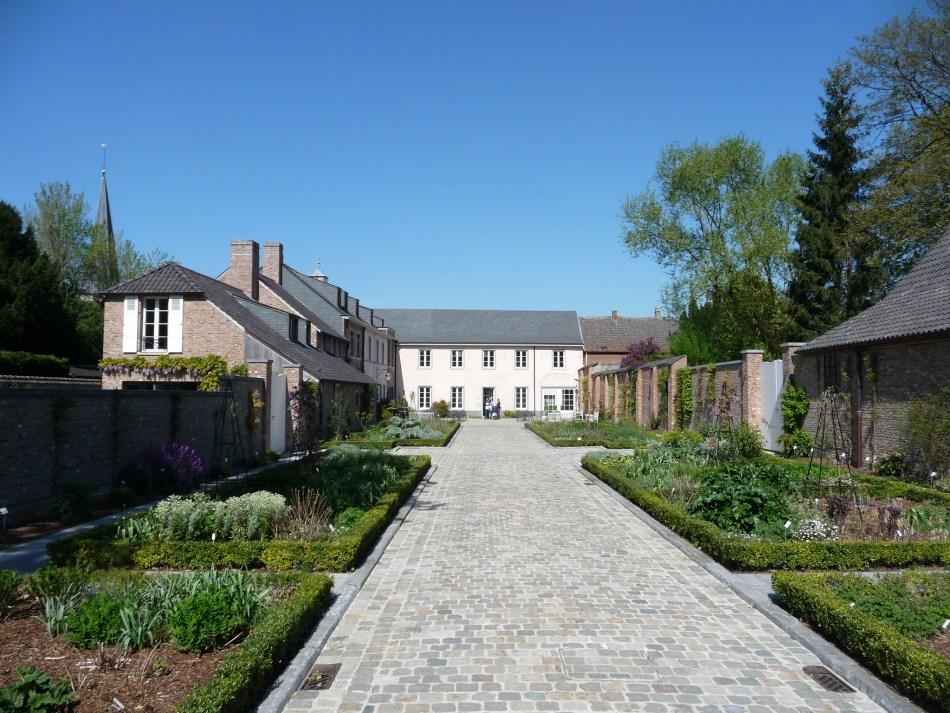 Wespelaar Arboreteum Belgium