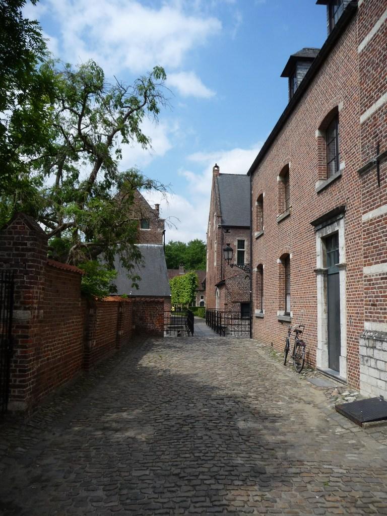 Leuven Groot Begijnhof