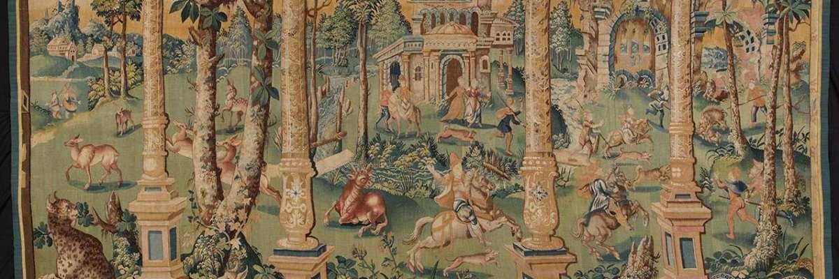 Tapestry De Wit, Mechelen