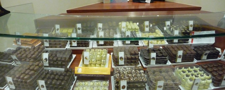 Mechelen chocolates