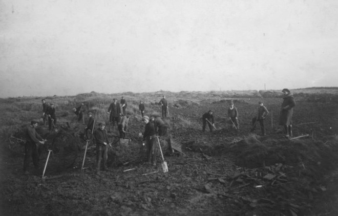 Reconstructing Flanders Fields