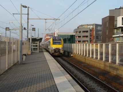 Herent railway station