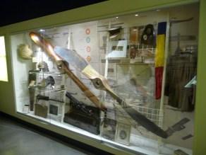 WW1 aviation display