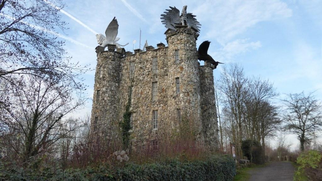Tower of Eben-Ezer, Belgium