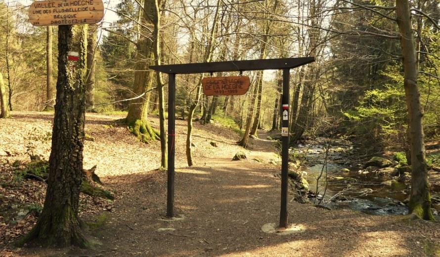 Hoegne Valley start