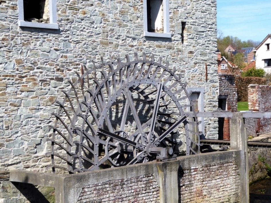 Moulin de Beaurieux in Court-Saint-Etienne