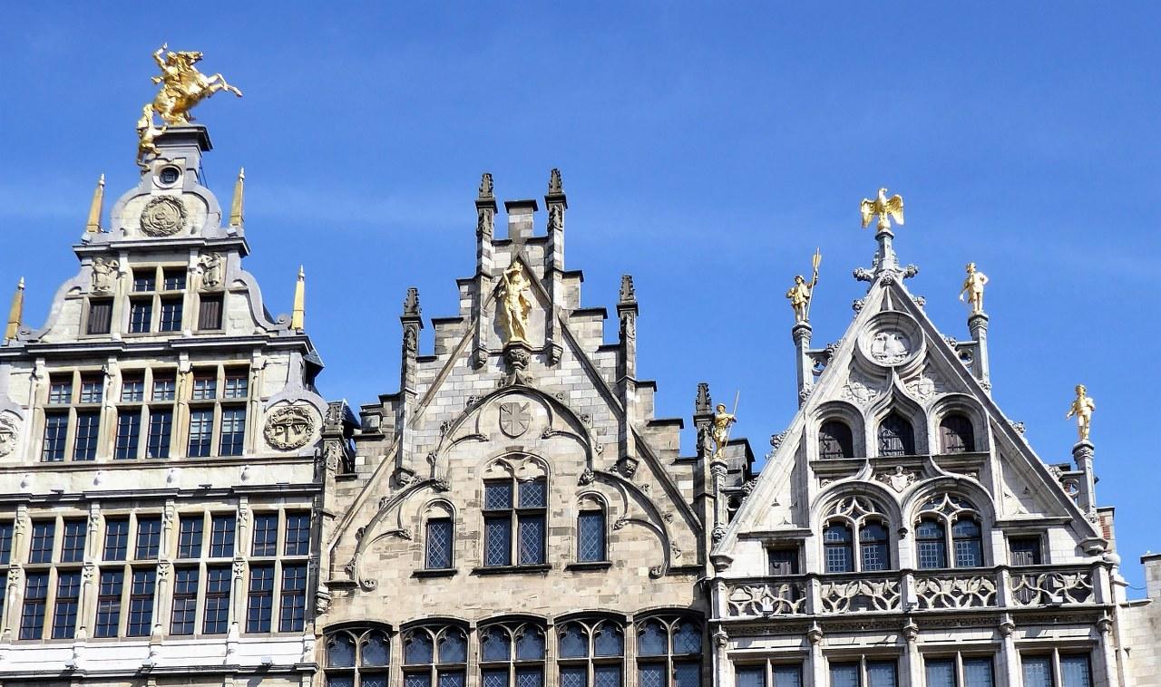 Antwerp's historic centre