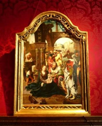 Adoration of the Kings, Pieter Coecke van Aelst