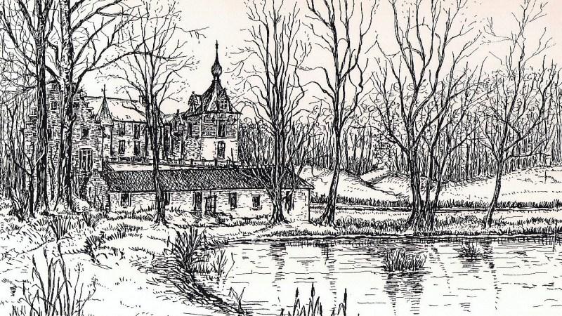 Leefdaal Castle