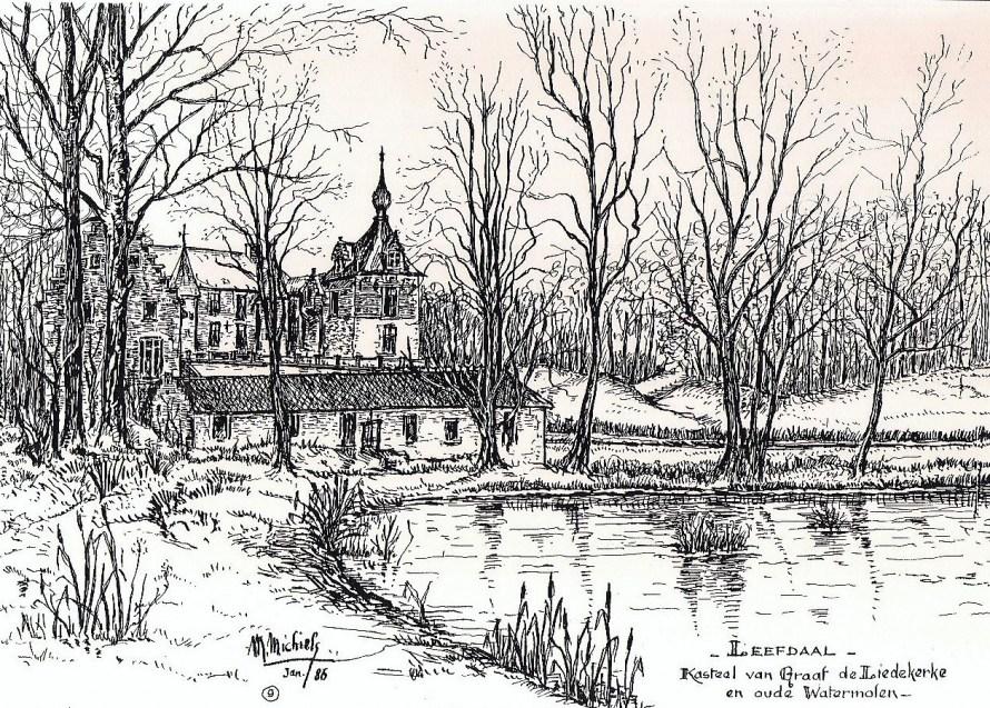Copy of Leefdaal_Kasteel en oude watermolen_M.Michiels jan1986_1280x930