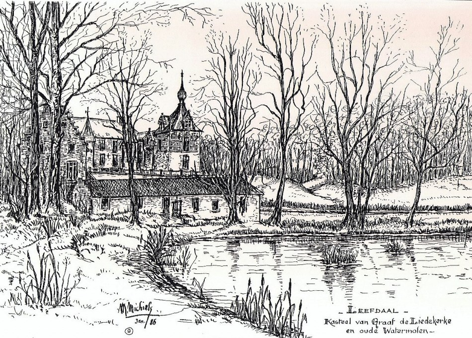 Copy of Leefdaal_Kasteel en oude watermolen_M.Michiels jan1986_1280x930