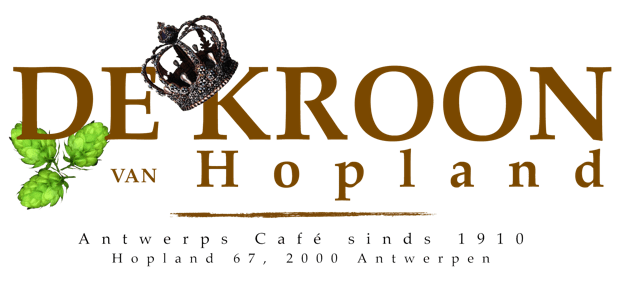 Kroon can Hopland in What to do in Antwerp