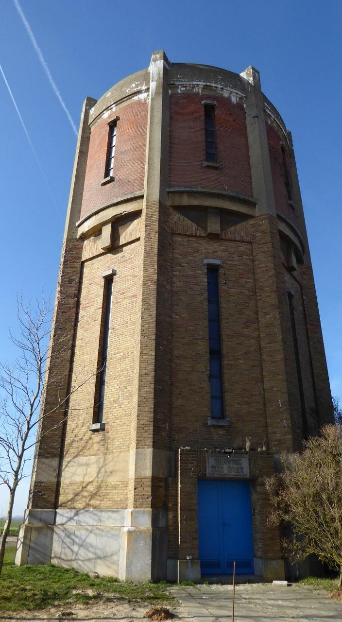 Water tower Jandrain