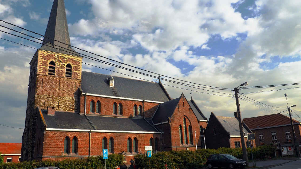 Sint-Pieters-Rode church