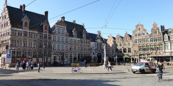 Gent Tourist Office