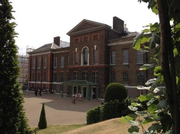 Kensington Palace History And Personalities Part