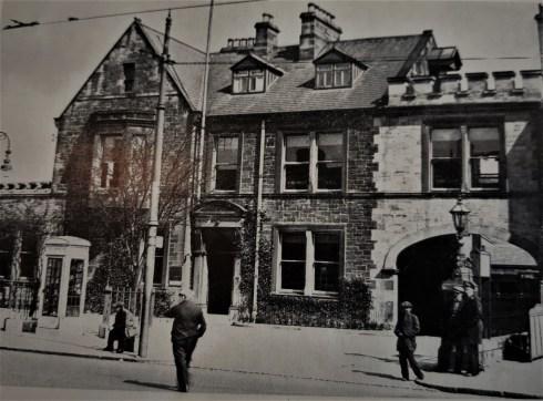 The Old Fire Station at Goasforth, Gosforth Heritage