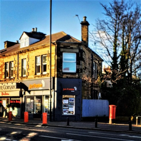 Jan Forster Estates Gosforth High Street. Discovering Heritage research photo
