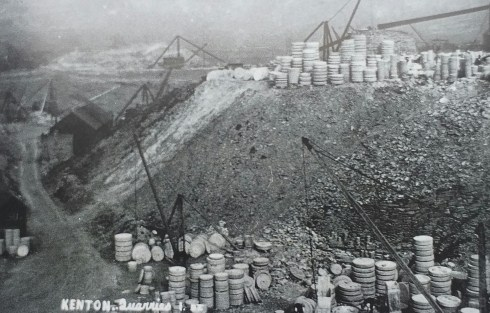 Kenton Quarry Newcastle City Libraries. Discovering Heritage blog