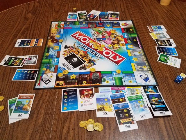 Family game: Monopoly Gamer