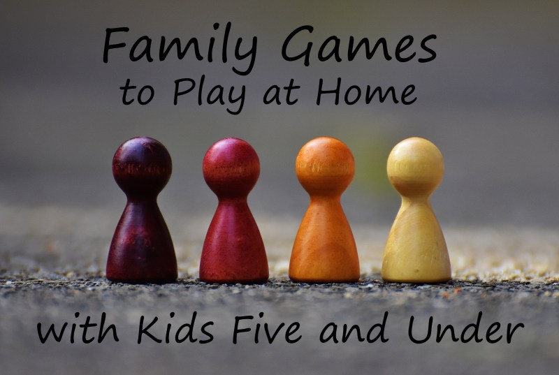 family games to play at home