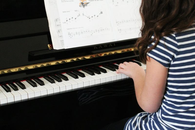 Prioritizing music lessons for kids