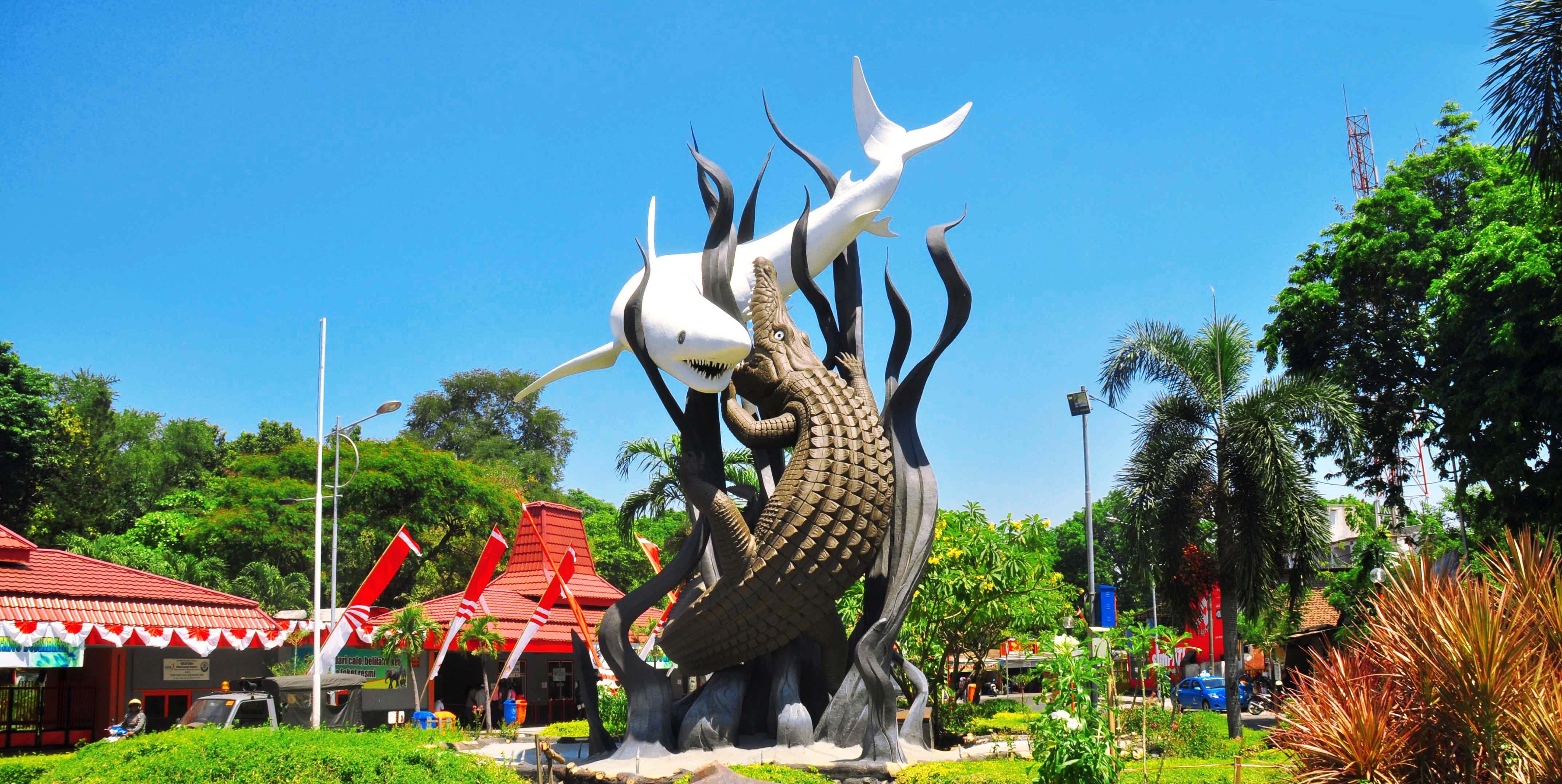 7 Landmark Surabaya yang Sayang Untuk Dilewatkan
