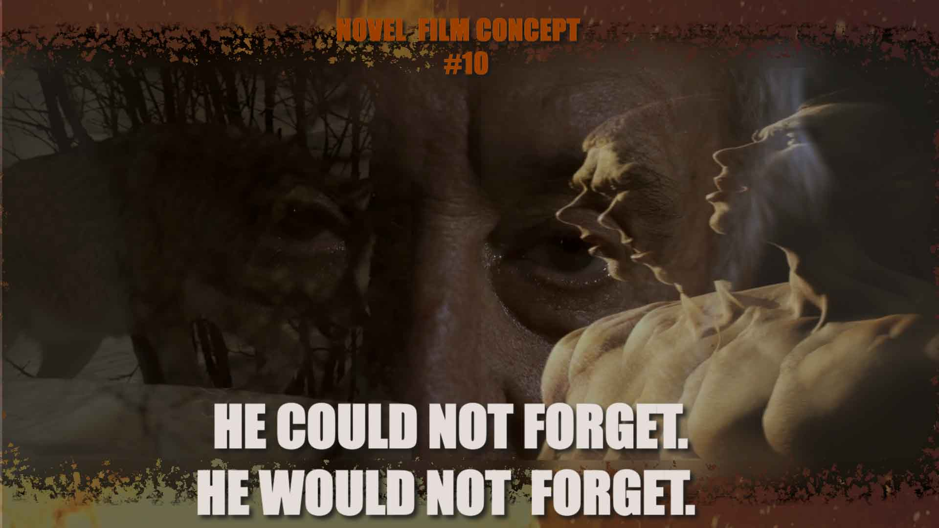 In the Hour of Humanity: Remembrance Novel Concept Short film 10