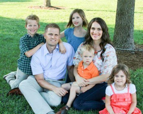 Marian Stewart Family