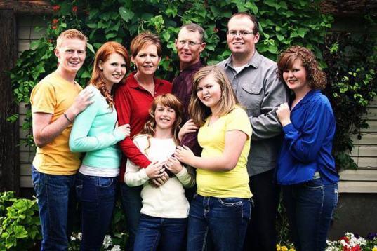 Janet Carter Family