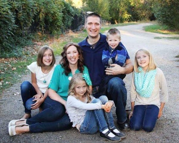 Katie Johnson Family
