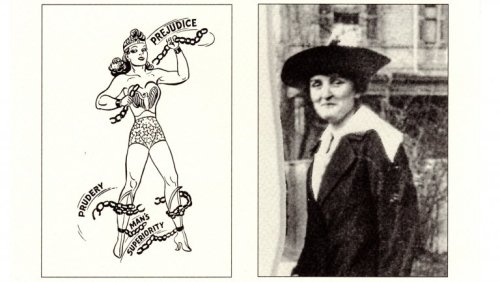 Elizabeth Holloway Marston, the Real Original Wonder Woman