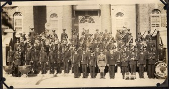 Tuskegee Institute Band 1927