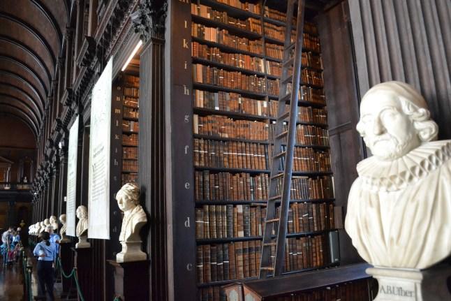 Trinity College Dublin - discoveringyourhappy.com
