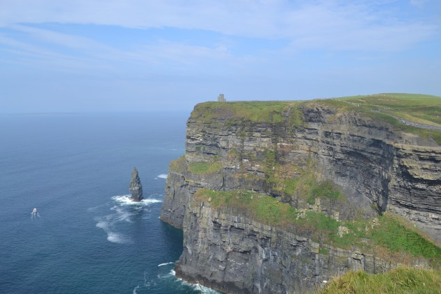 Cliffs of Moher Ireland - discoveringyourhappy.com