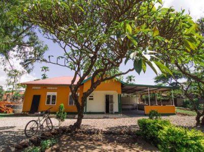 Karamoja Tourism Accommodation Example