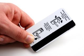 Magnetic Key Card