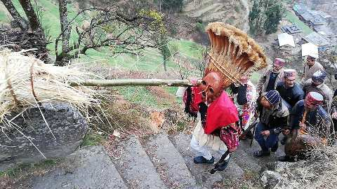 Festivals of Tirthan valley