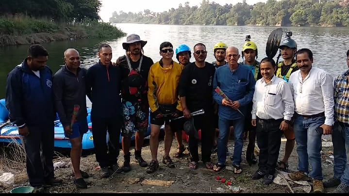 Expedition ended at Dehra