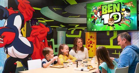 Cartoon Kitchen Discover Lancaster