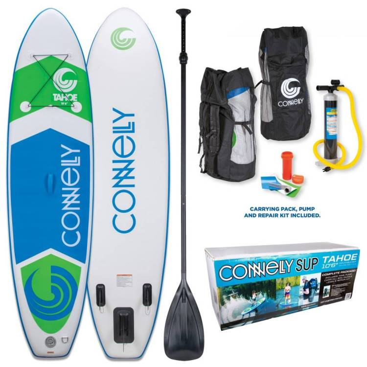 Tahoe Inflatable Stand-up Paddleboard available for sale at Wizard Lake Marine in Calmar, AB